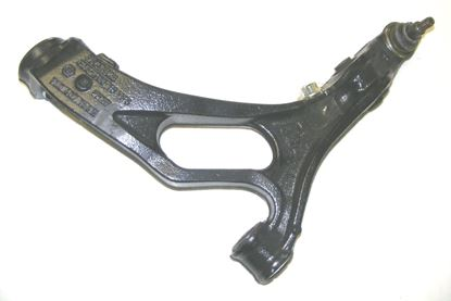 Picture of Control arm, right lower, oe 7L0407152H