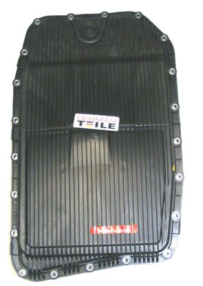 Picture of ZF 6HP26 oil pan with filter 24117571227