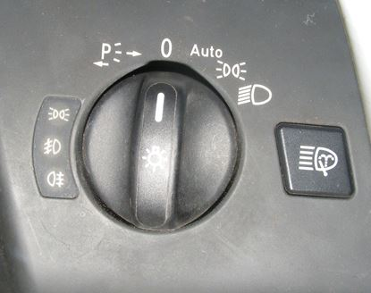 Picture of Headlight switch, 2205450504 used