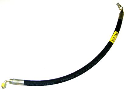 Picture of hose, 300SD power steering, 1269972282
