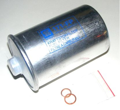 Picture of fuel filter,Audi,VW,Saab,Volvo, 441201511C,WK834/1,KL36