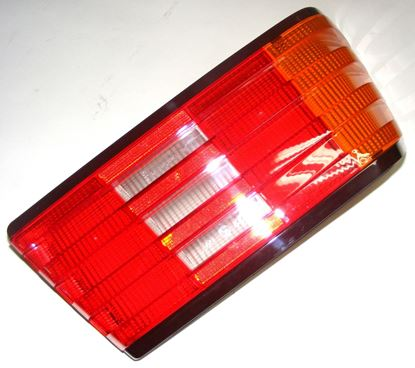 Picture of tail light lens, R129, 1298200566 SOLD