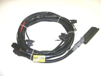 Picture of abs wiring, w201 90-93, 2015402535