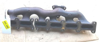 Picture of Mercedes om606 exhaust manifold 6061420001
